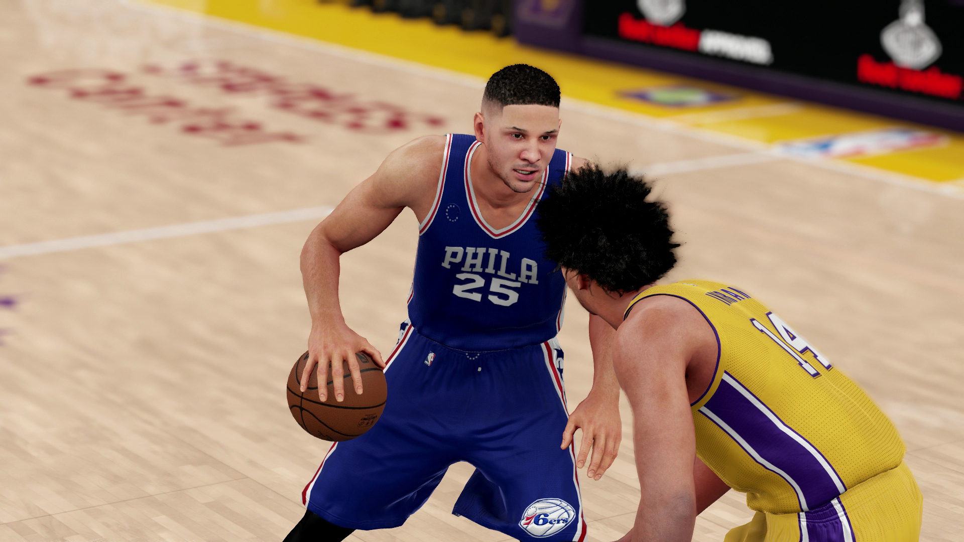 How To Play With Ben Simmons Brandon Ingram And Other Rookies In Nba 2k16 Sporting News