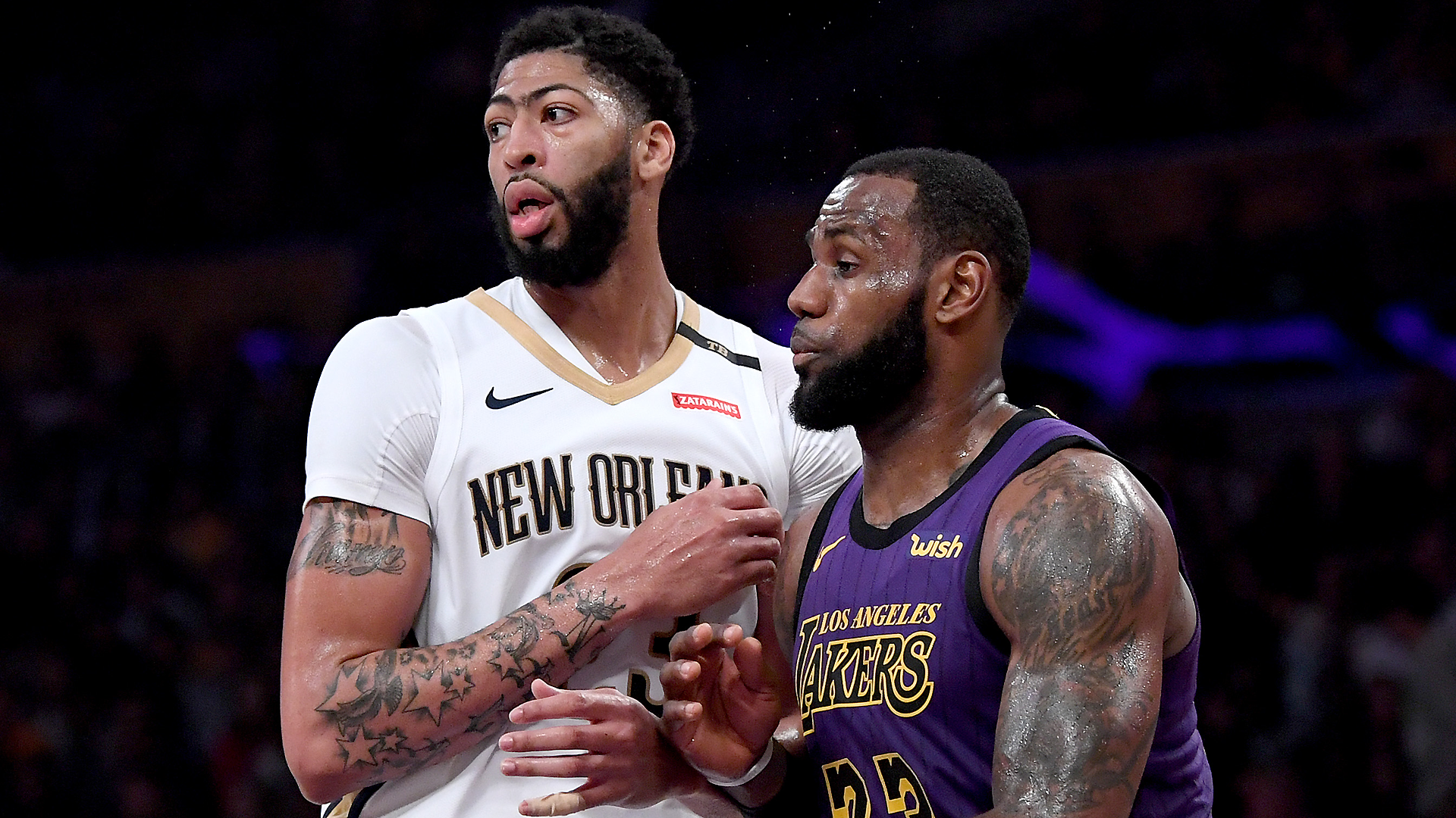 Lakers Salary Cap How Anthony Davis Trade Date Impacts La S Free