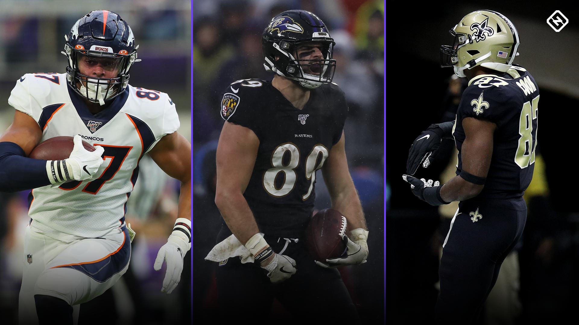 Fantasy Football Injury Updates: Noah Fant, Mark Andrews, Jared Cook affect Week 15 TE rankings