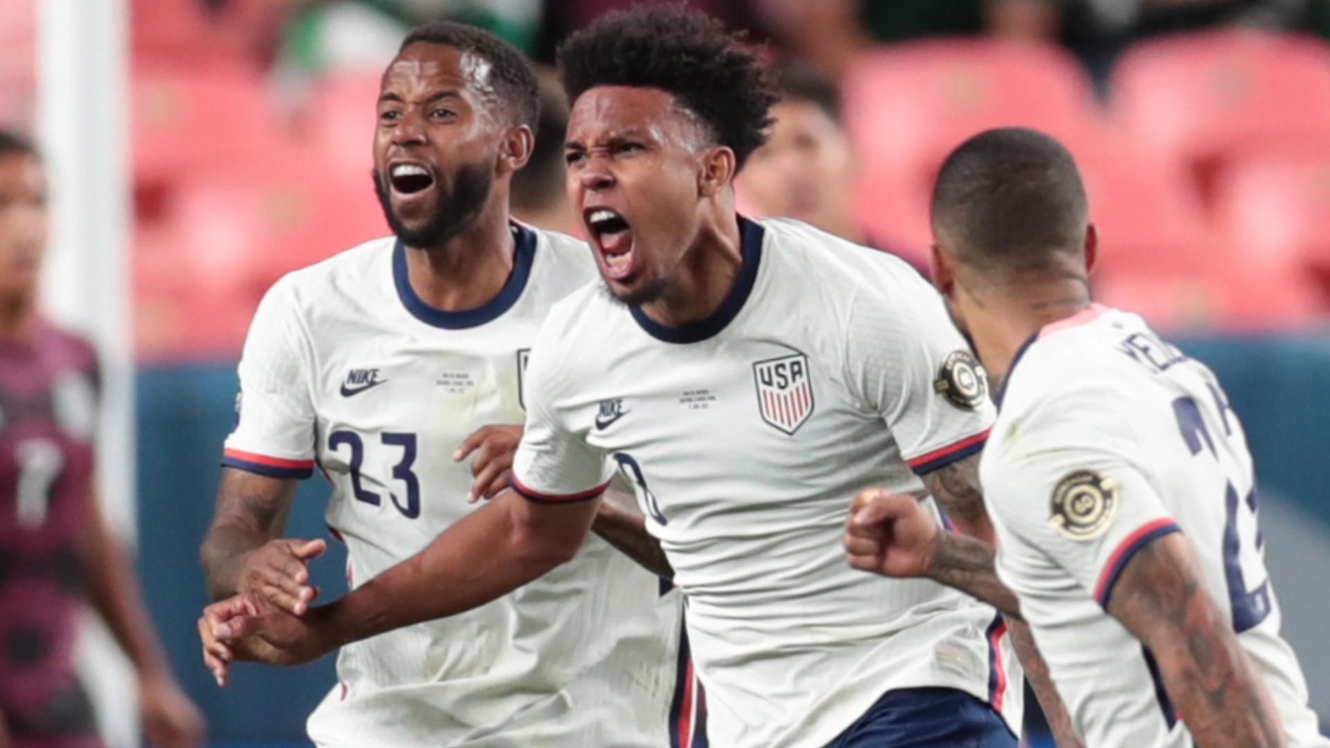 USA vs. Mexico score, results: Christian Pulisic's PK goal gives USMNT dramatic win in CONCACAF Nations League final