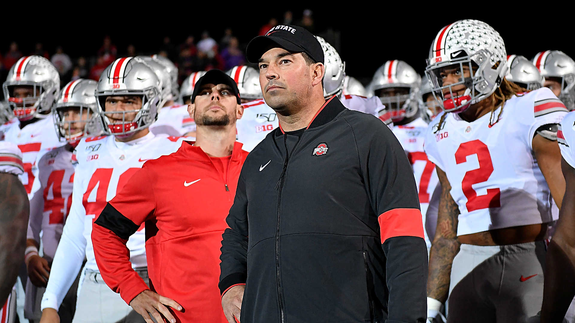 Ohio State COVID-19 list: 14 players inactive vs. Alabama after outbreak