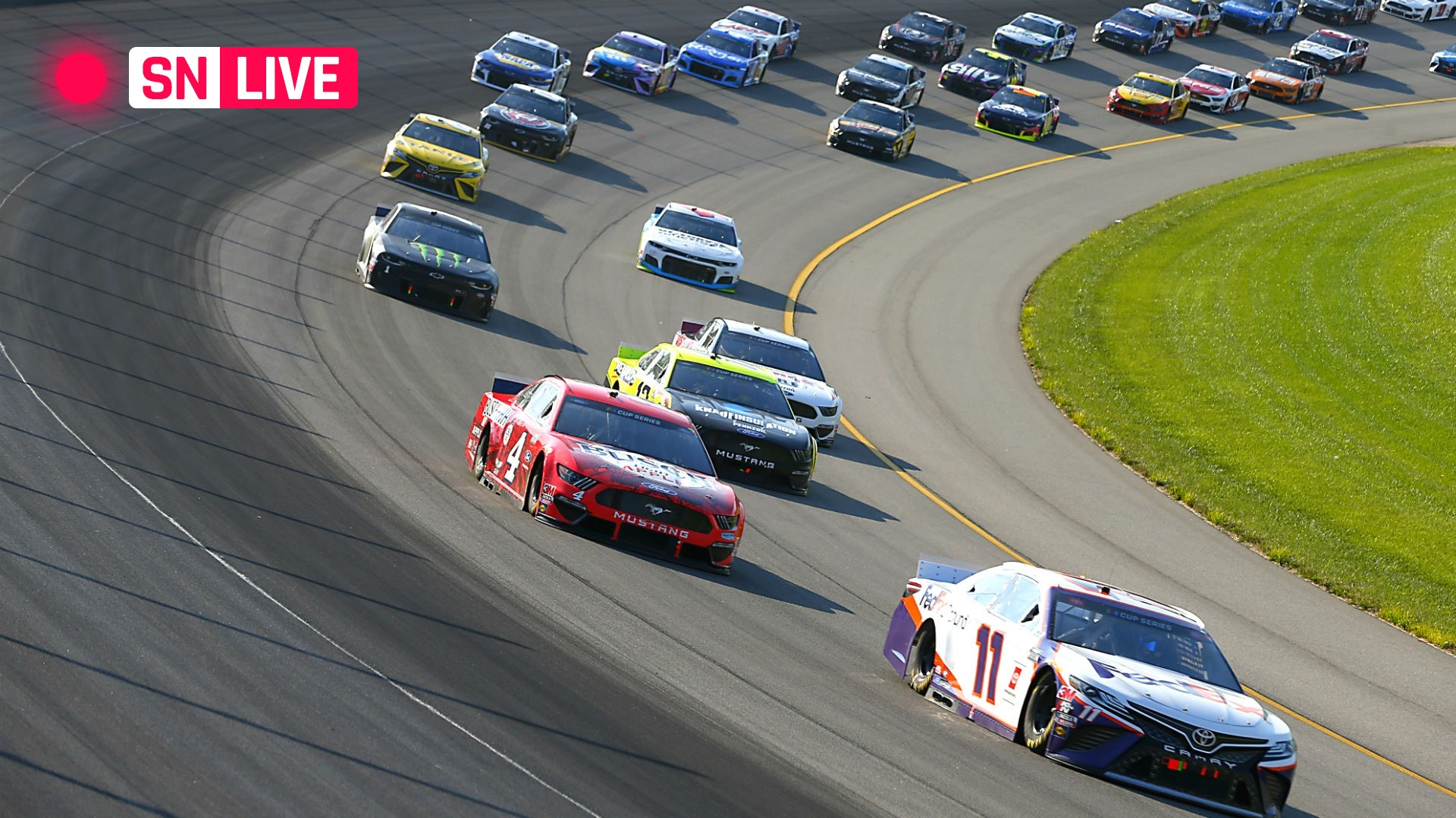 NASCAR at Michigan live race updates, results, highlights from Sunday