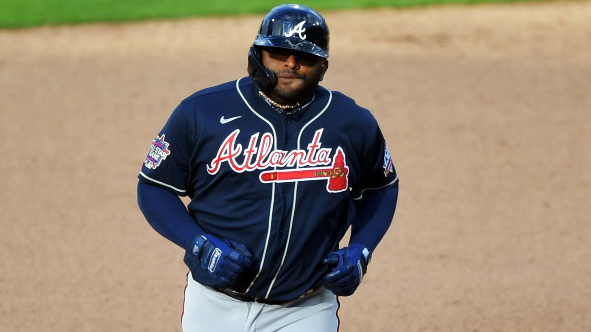 Pablo Sandoval – yes, he's still in the league – gets a game draw against the Phillies and Nola