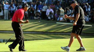 91 Tiger Woods