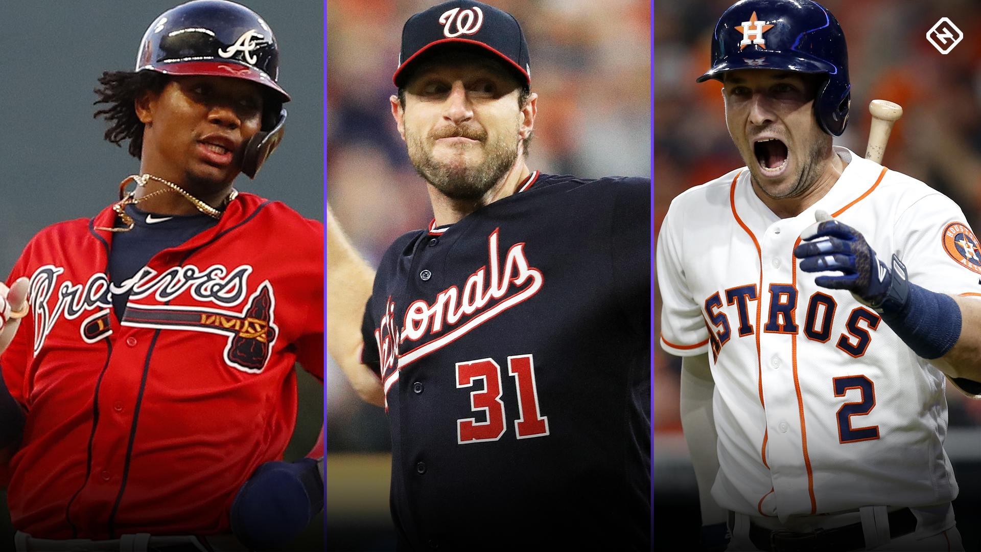Rankings de béisbol de fantasía: 300 mejores trucos para 2020 16