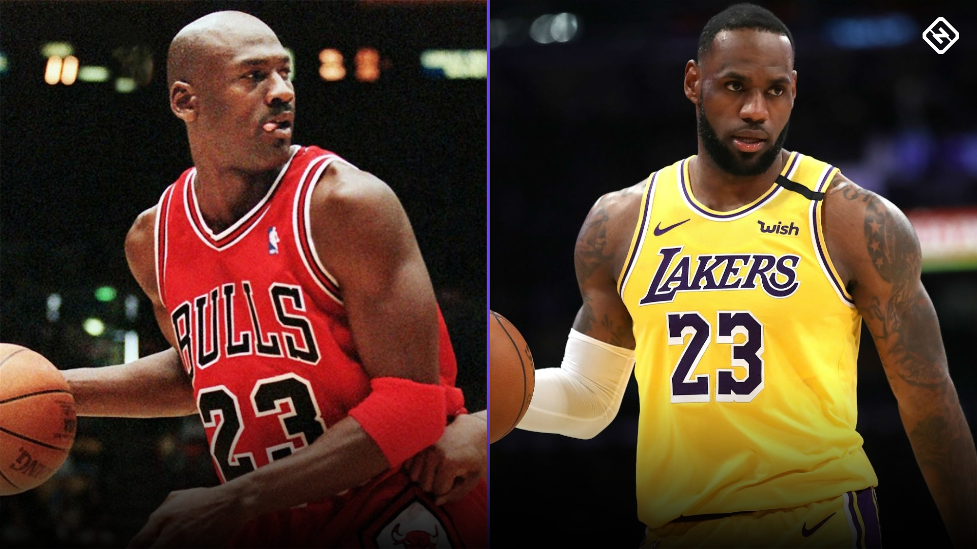 Michael Jordan or LeBron James? NBA fans have spoken, and the answer is not close