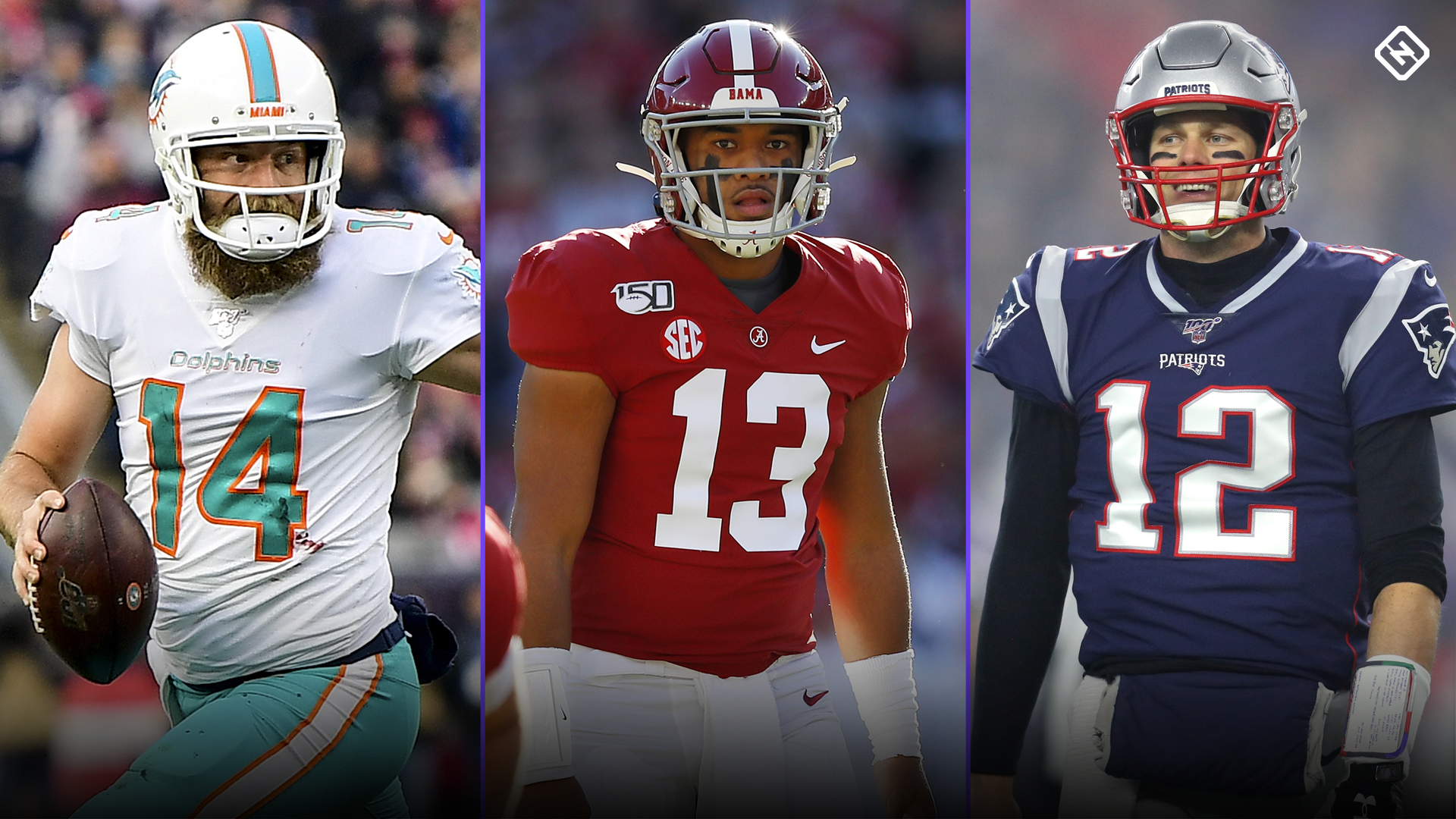 Who will play QB for Dolphins in 2020? Ranking 9 most likely scenarios, from Tua Tagovailoa to Tom Brady