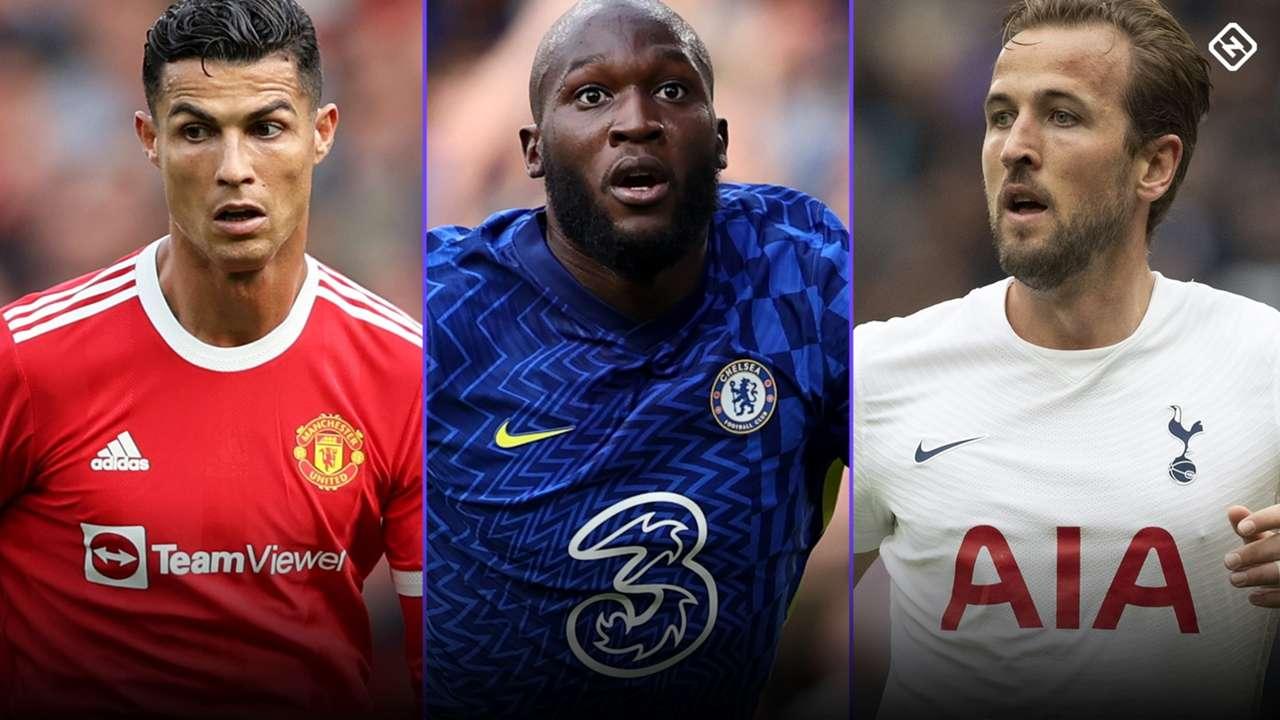 Cristiano Ronaldo - Romelu Lukaku - Harry Kane - Premier League