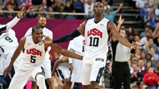 Kobe Bryant London Olympic