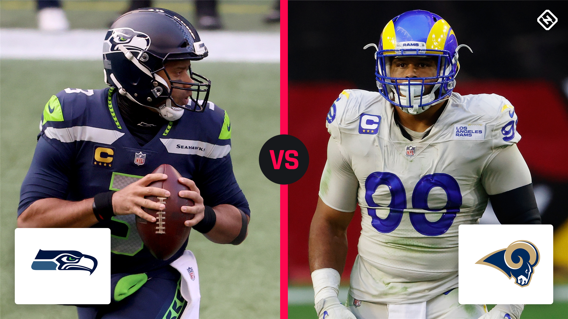 What channel is Seahawks vs. Rams on today? Time, TV schedule for NFL wild-card playoff game