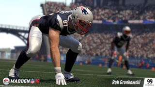 Madden NFL 16 - Rob Gronkowski