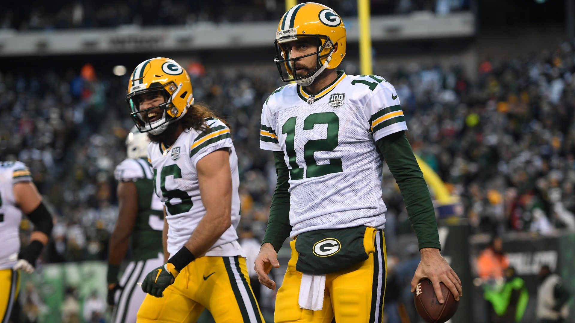 Aaron Rodgers rumors: Jake Kumerow's exit was the 'death knell' in relation to Packers