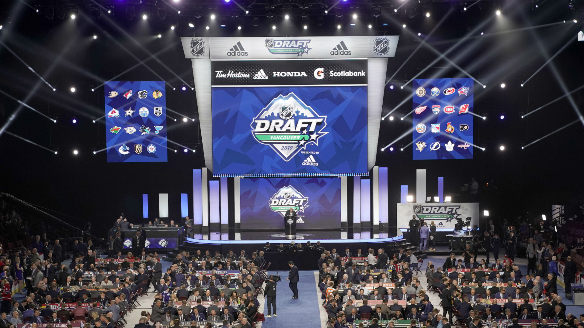 What time is the NHL Draft lottery? TV channel, odds & more to watch 2020 pick order reveal