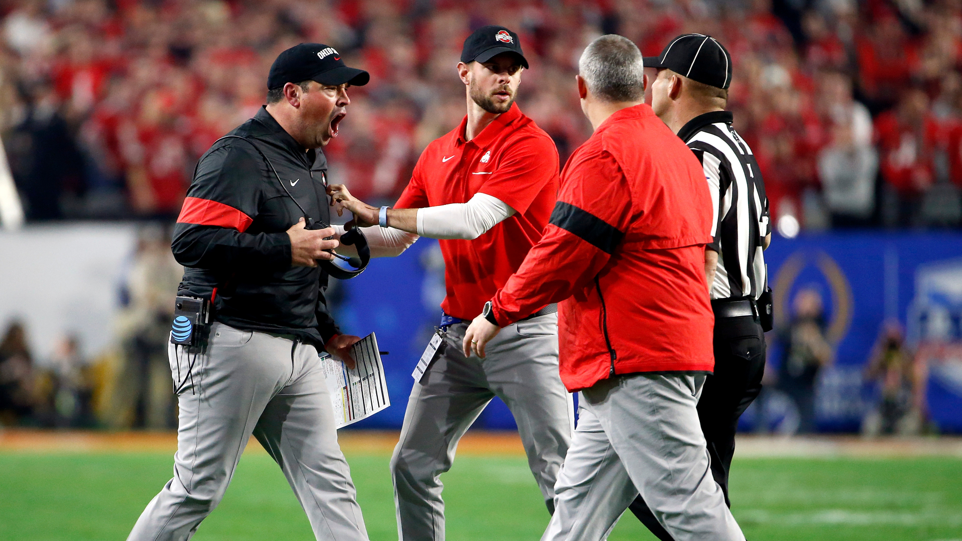 Five College Football Playoff questions that need answers after first set of rankings 1