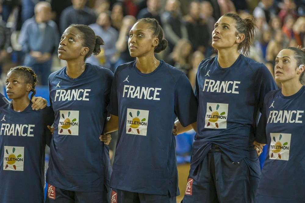 France FIBA Women's EuroBasket