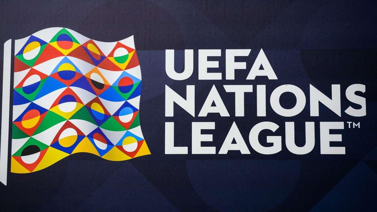 UEFA Nations League logo - 2021