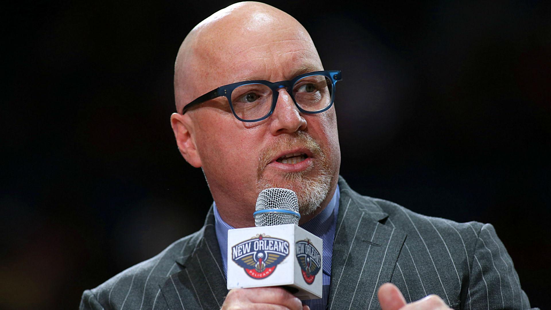El vicepresidente de los Pelicans, David Griffin: la temporada de cancelación 'no está en absoluto' en la mente de la NBA 1
