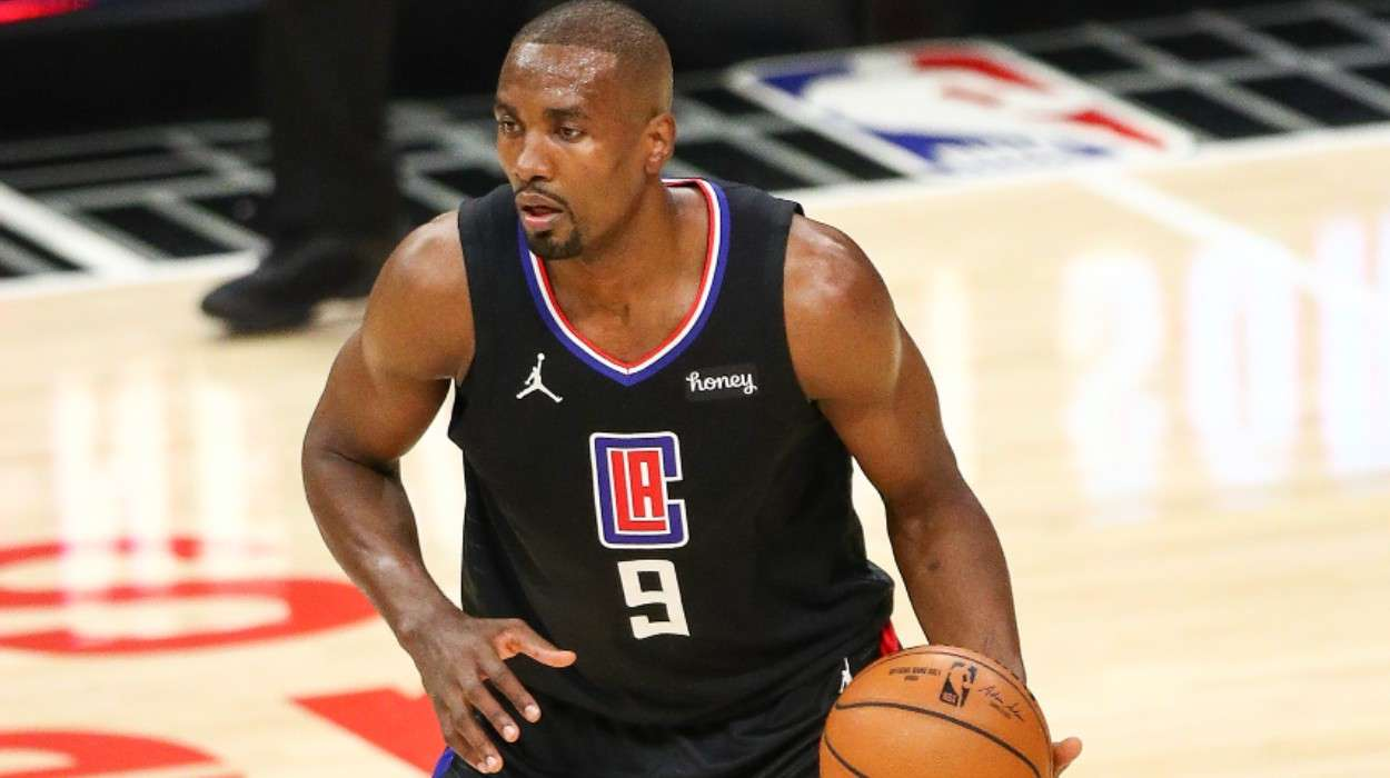 Serge Ibaka Los Angeles Clippers