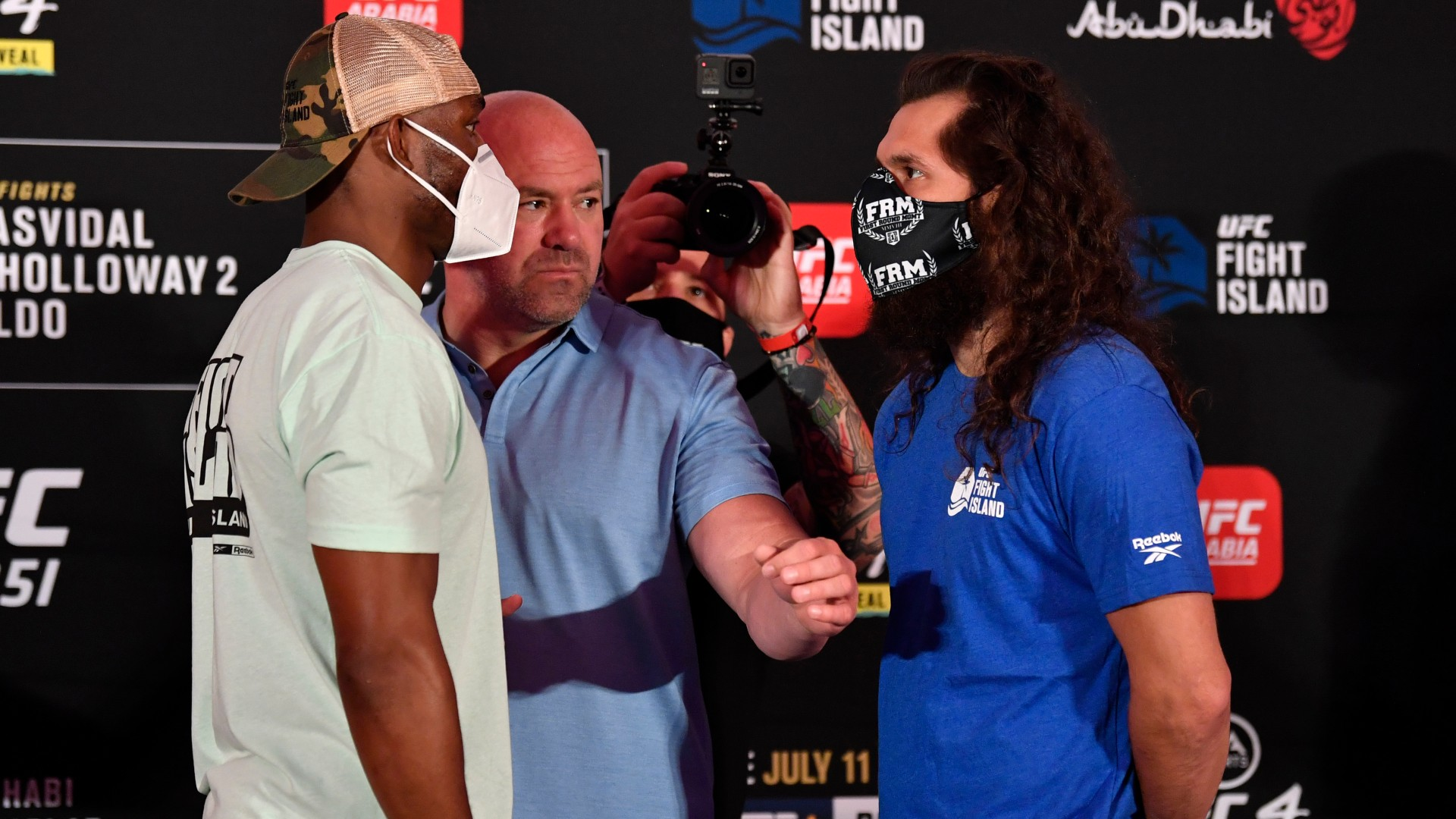 UFC 261 live fight updates, results, highlights from Kamaru Usman vs. Jorge Masvidal 2
