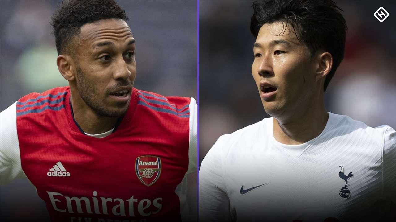Arsenal - Pierre-Emerick Aubameyang - Son Heung-min - Tottenham Hotspur