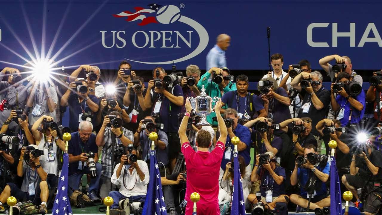 US Open photos
