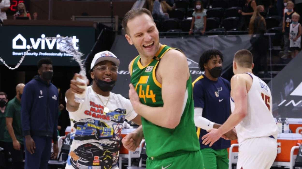 Bojan Bogdanovic Utah Jazz