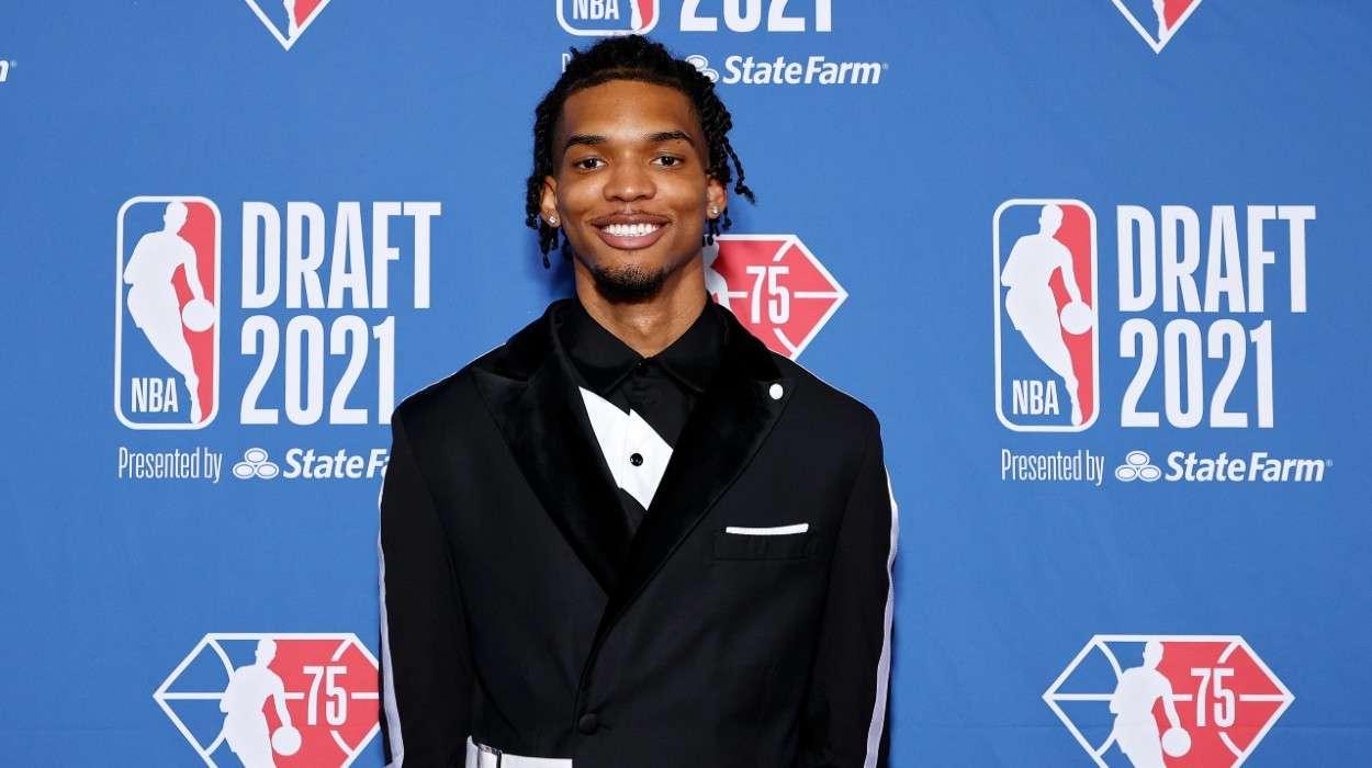 Ziaire Williams 2021 NBA Draft