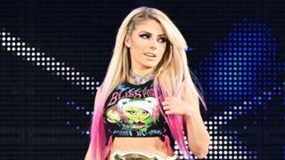 WWE Women's Tag Team Champion Alexa Bliss