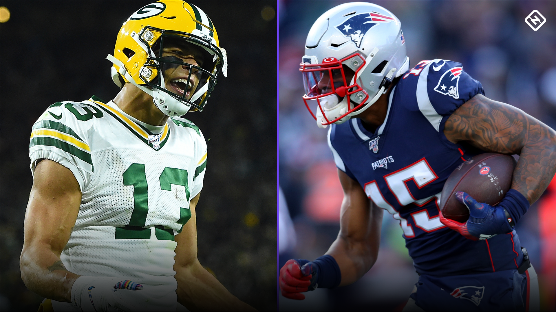 Fantasy Football Wr Sleepers Several Young Wide Receivers Poised For Breakouts