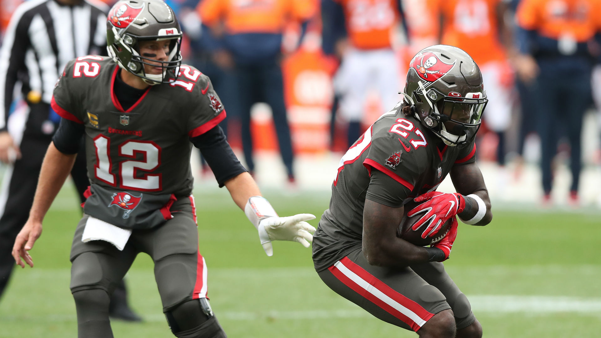 Why Ronald Jones not Leonard Fournette is better to get Tom Brady and Buccaneers to a Super Bowl