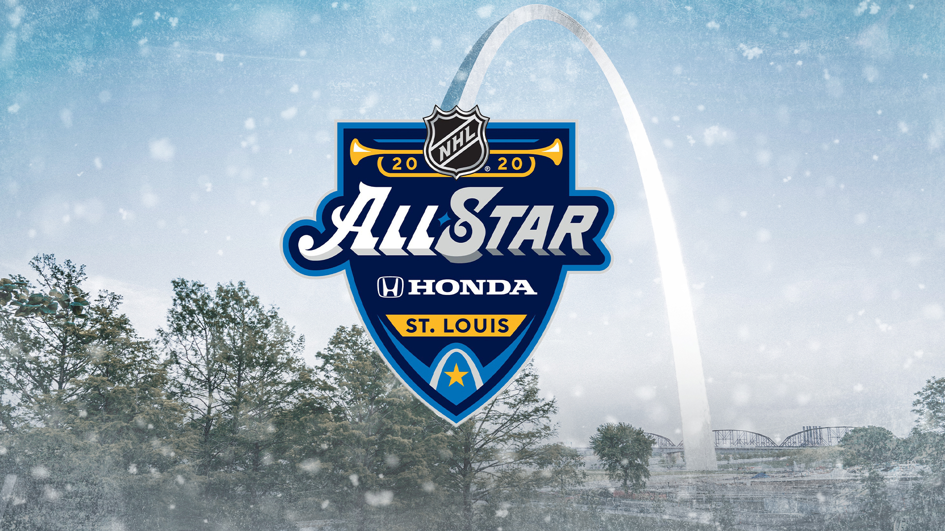 NHL All-Star Game 2020: Captains