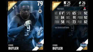 Madden NFL 16 Ultimate Team Vernon Butler