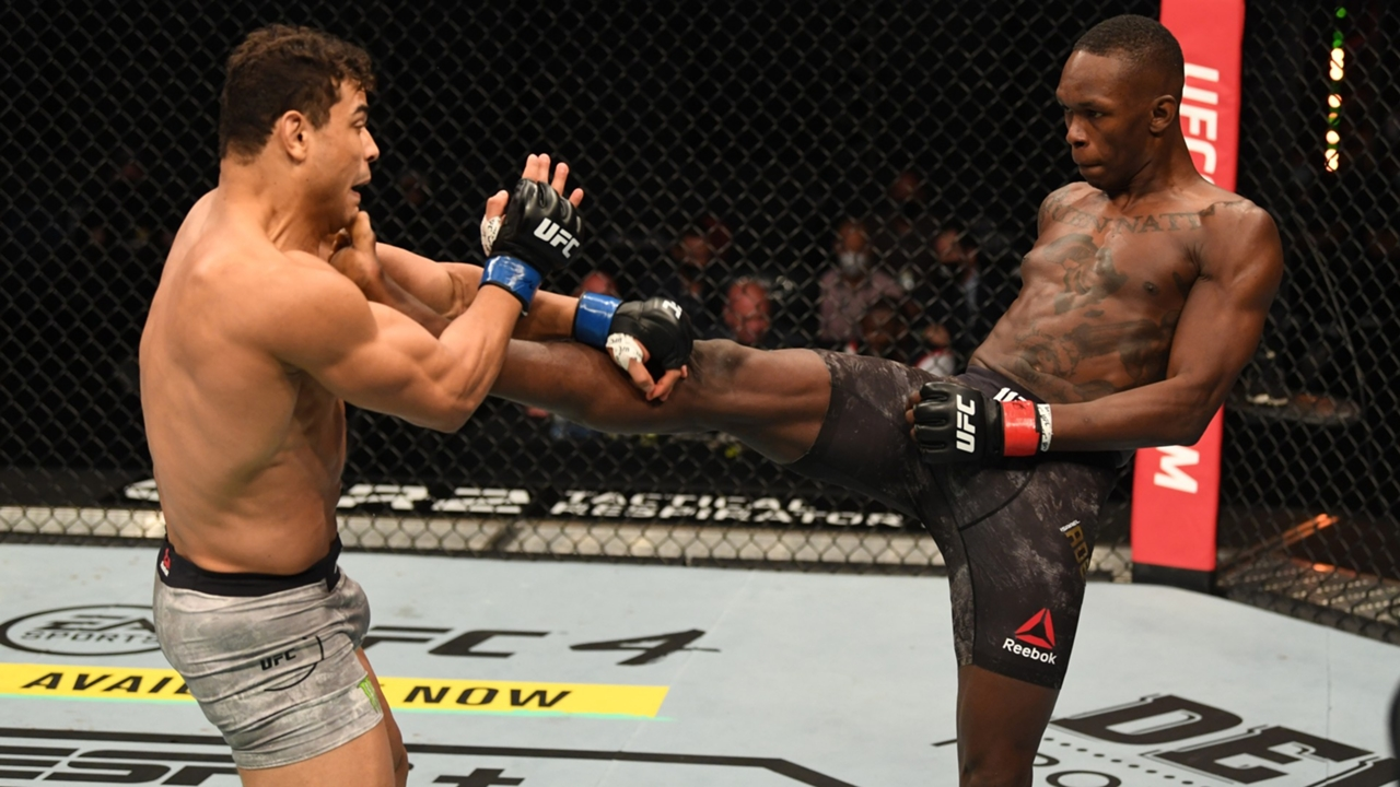 Ufc 253 Results Israel Adesanya Embarrasses Paulo Costa With Tko Sporting News