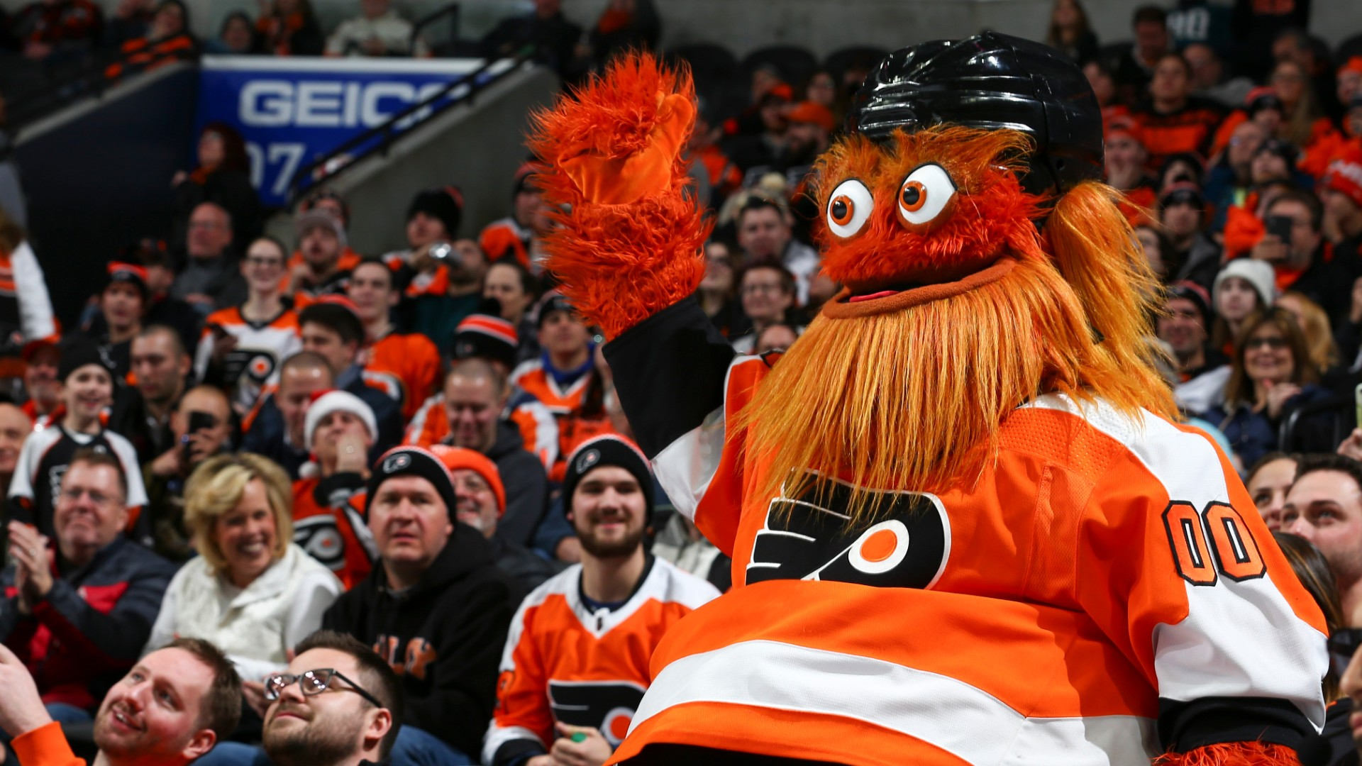 All the best Gritty election memes and tweets, because everyone loves Gritty