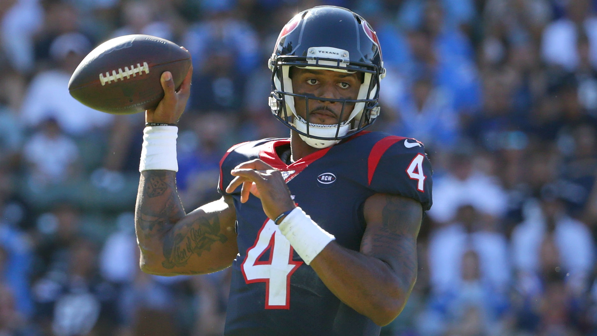 Deshaun Watson trade rumors: Texans QB photographed with Dolphins players in Miami