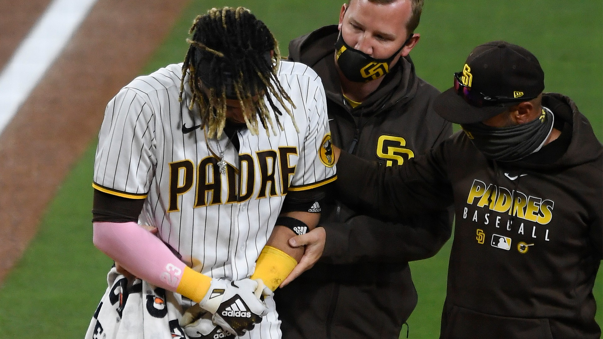 How long is Fernando Tatis Jr. out? Injury timeline, return date, latest updates on Padres star