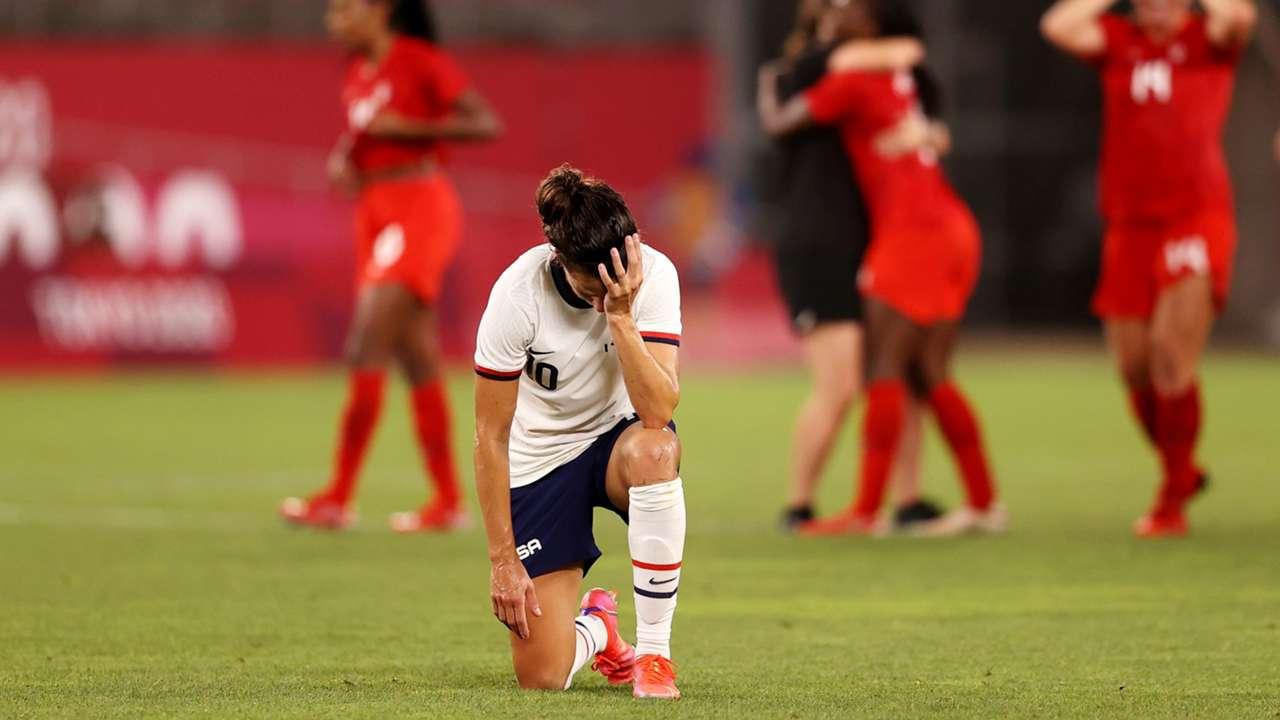 Carli Lloyd - USA - 2021 Olympics