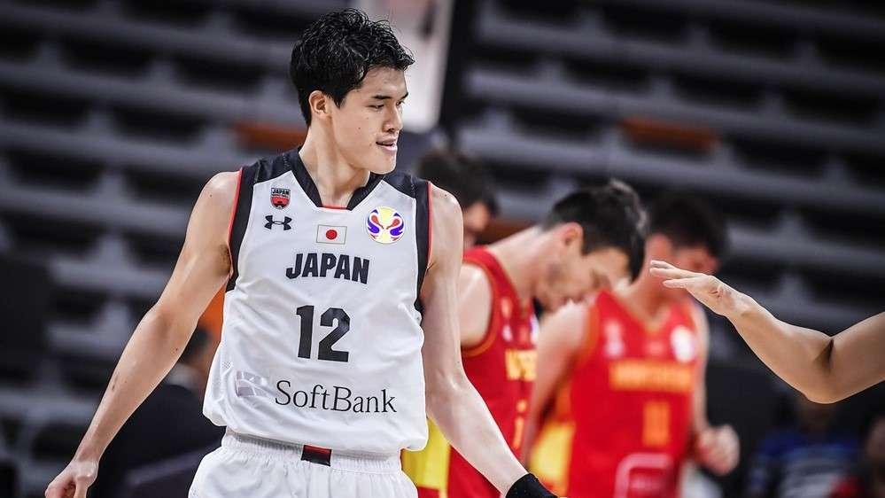 渡邊雄太 Yuta Watanabe Japan Grizzlies
