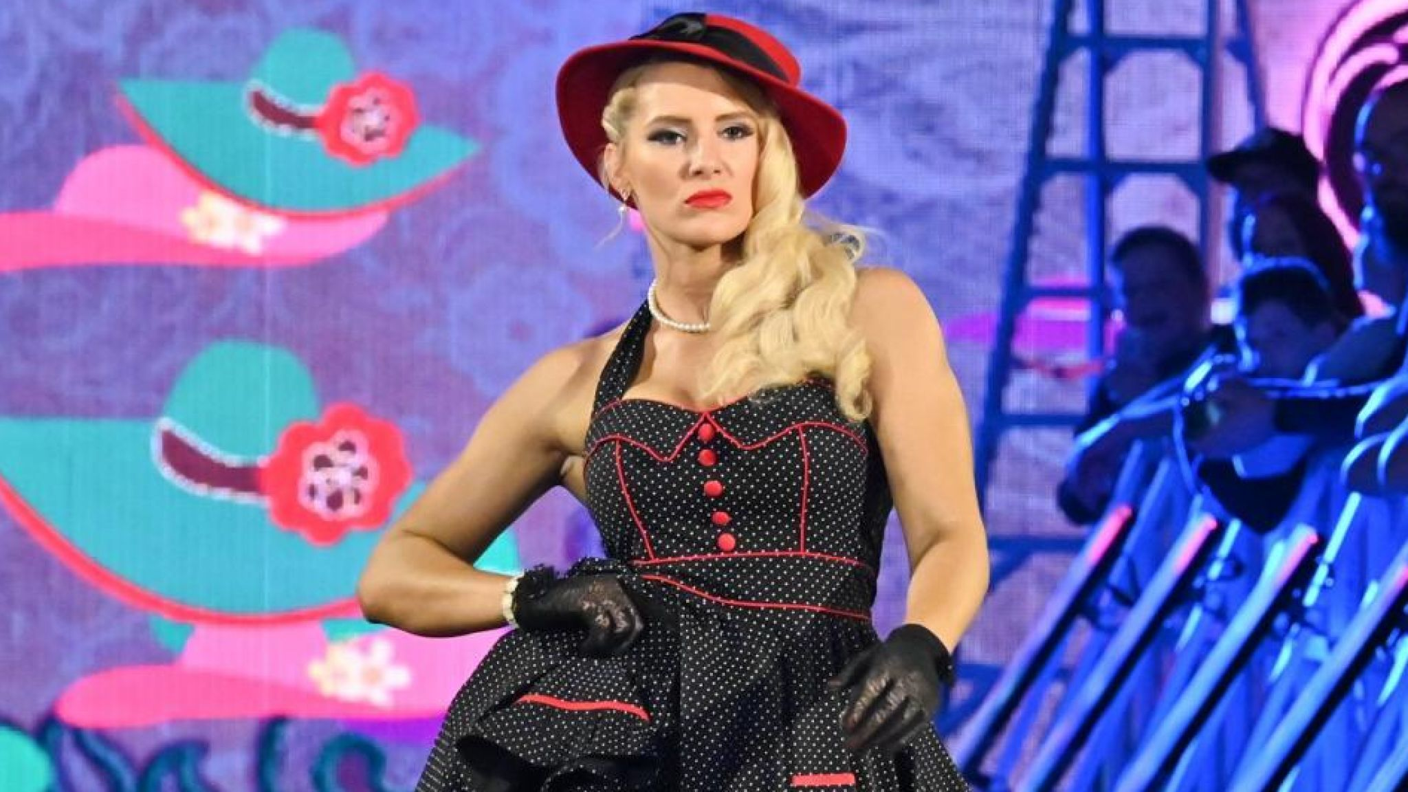 Lacey Evans discusses being on Military Makeover and WWE releases 1