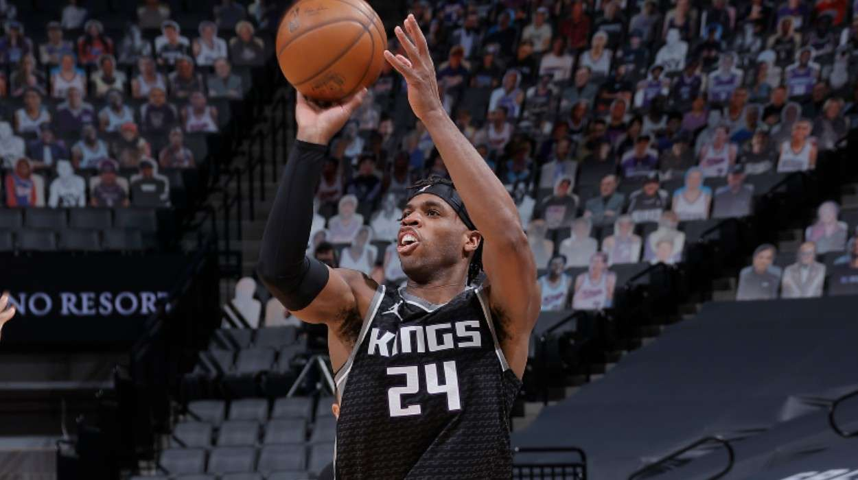 Buddy Hield Sacramento Kings