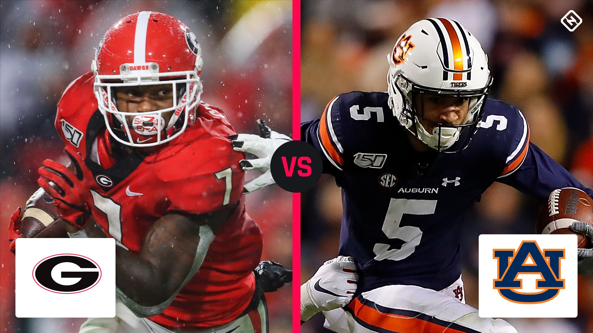 What Channel Is Georgia Vs Auburn On Today Time Schedule