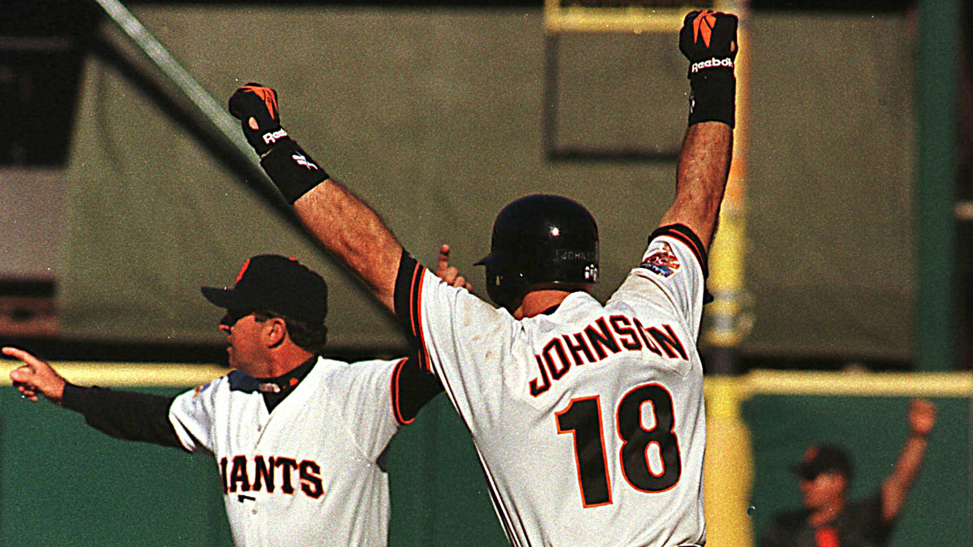 Sept. 18, 1997: When the Giants got the biggest walk-off homer you've never heard of | Sporting News