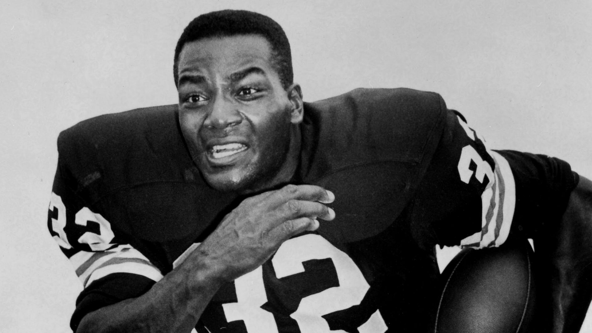 Jim Brown Nfl >> On 80th Birthday Jim Brown S Leadership And Lessons Stay