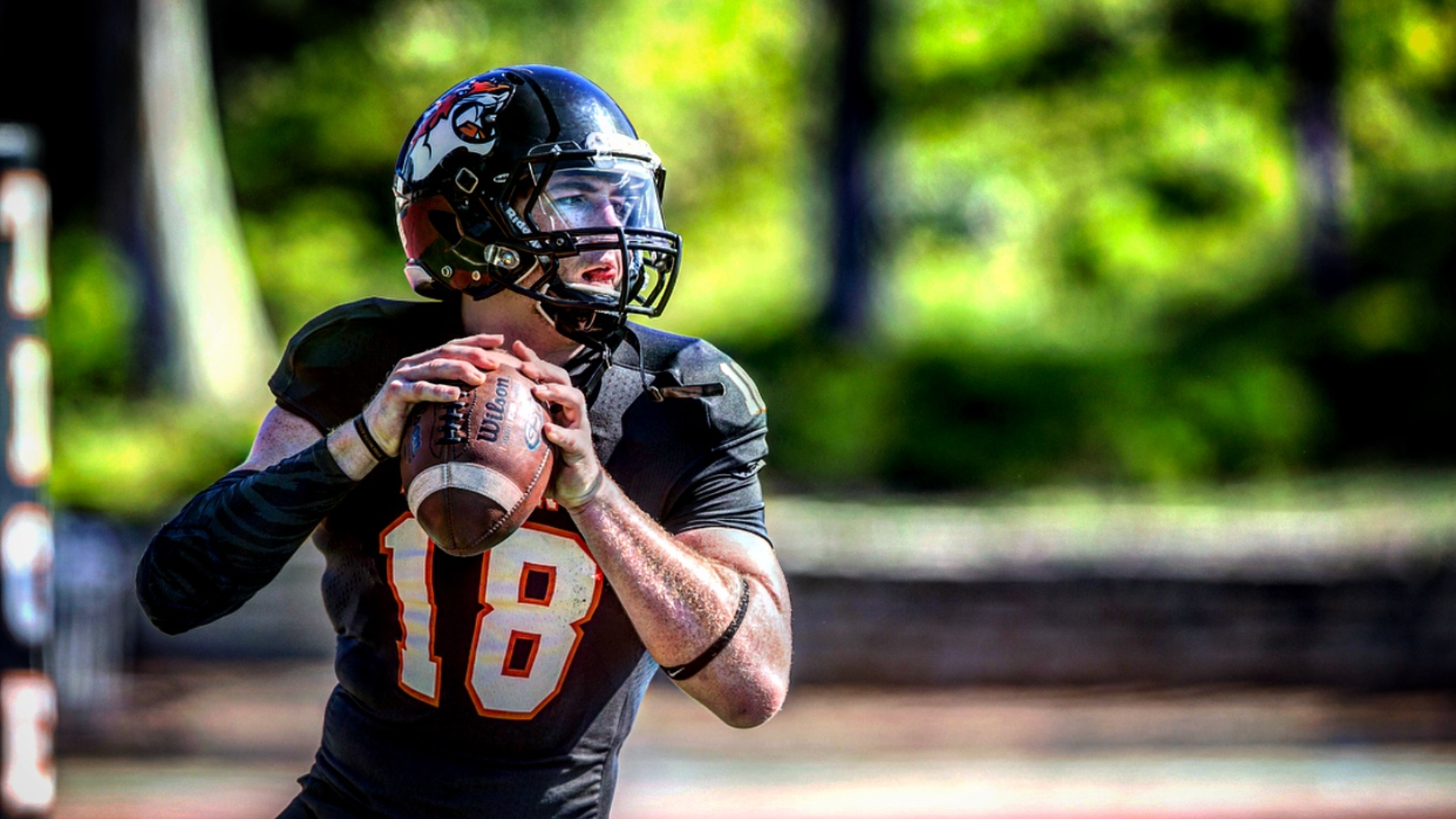 Bryan Scott, 'Aaron Rodgers of Division III,' ready to prove he's worthy of the NFL