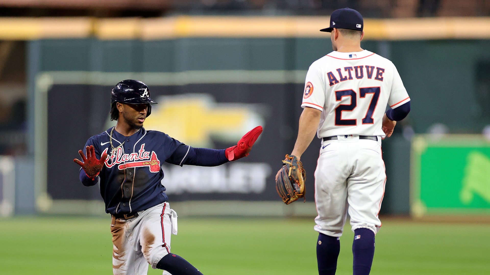 How to get free tacos at Taco Bell, thanks to Ozzie Albies' stolen base at World Series