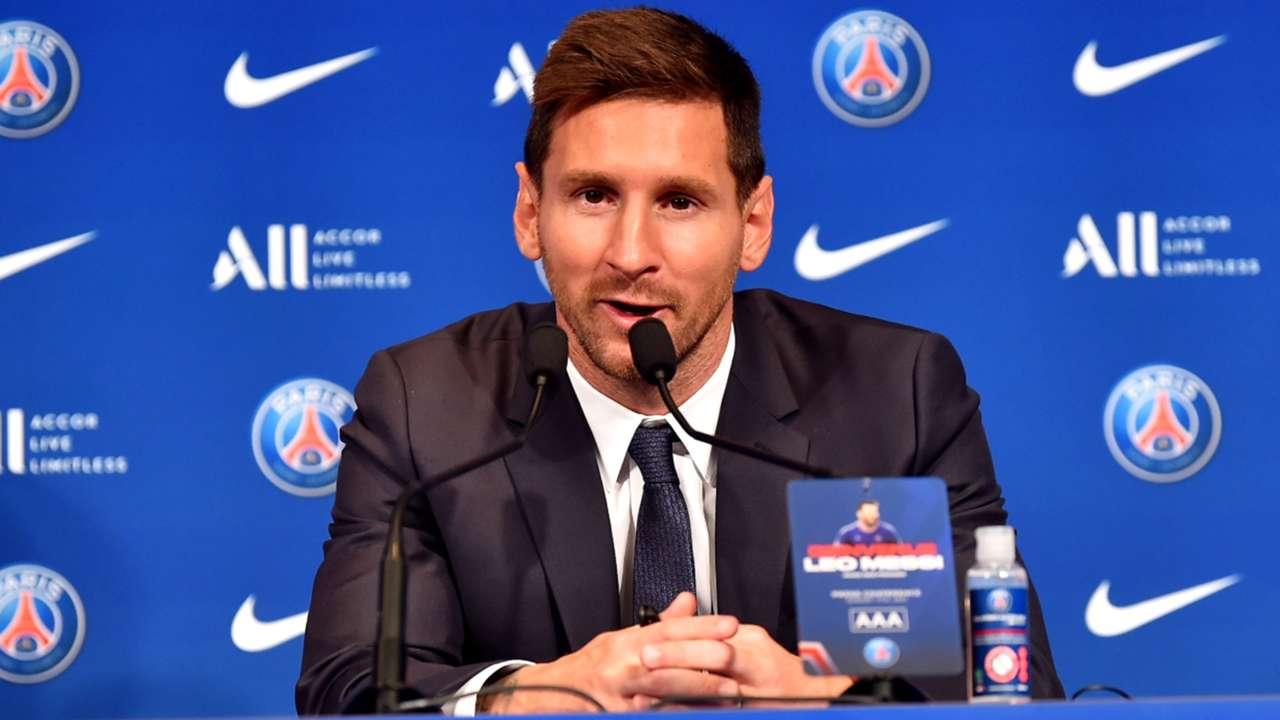 Lionel Messi - PSG - August 11, 2021