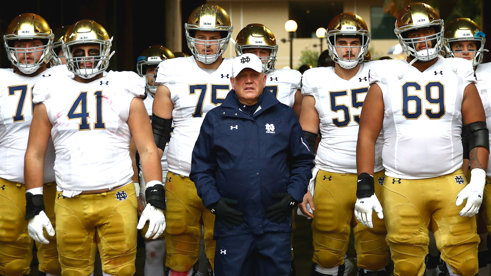 notre dame football schedule - photo #5