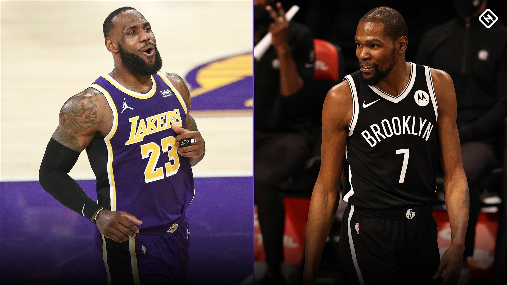 NBA All-Star rosters 2021: Full results, draft picks for Team LeBron vs. Team Durant