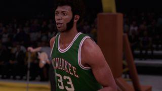 NBA 2K16 1970-71 Bucks Kareem Abdul-Jabbar
