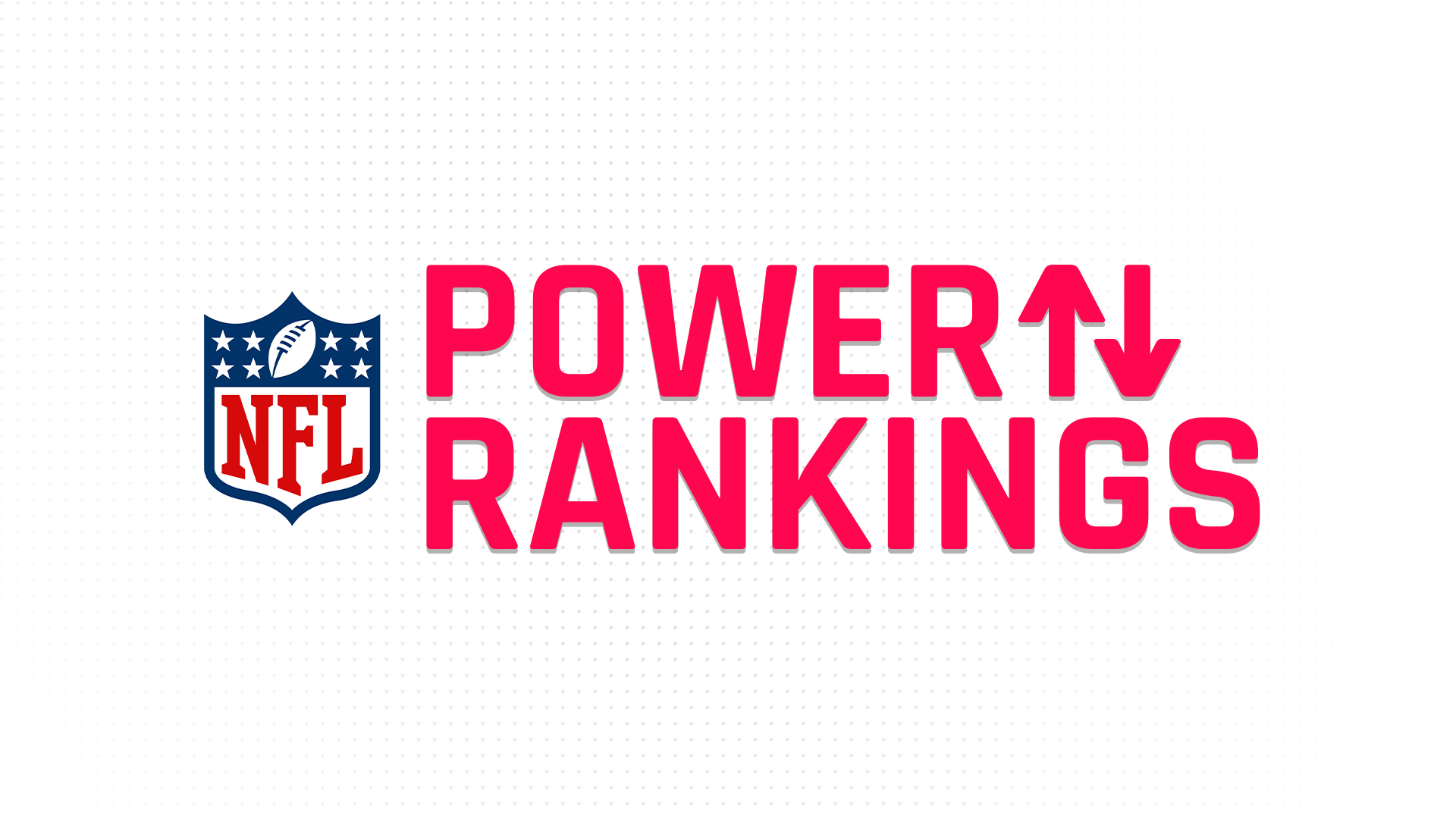 NFL power rankings: Chiefs still ahead of Steelers, Packers; Patriots, Browns climb for Week 14